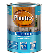 Pinotex Interior Матовая декоративная пропитка для древесины на водной основе