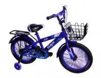 Детский двухколесный велосипед Барс 16