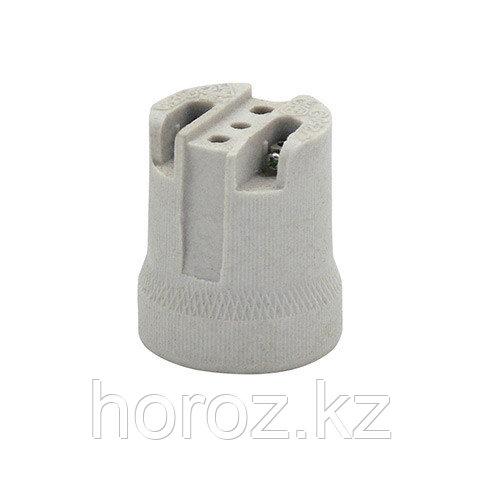 Патрон керамический HL 591 E27
