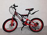 Детский двухколесный велосипед Focus 20D, фото 2