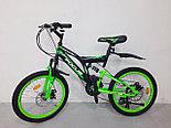 Детский двухколесный велосипед Focus 20D, фото 3