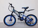 Детский двухколесный велосипед Focus 20D, фото 4
