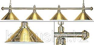 Светильники бильярдные на четыре плафона