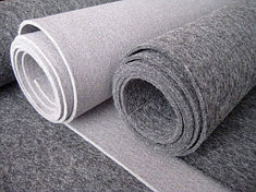 Теплоизоляционные материалы (войлок, кошма)