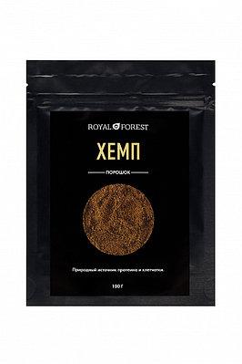 Хемп (протеин конопли) Royal Forest, 100 гр