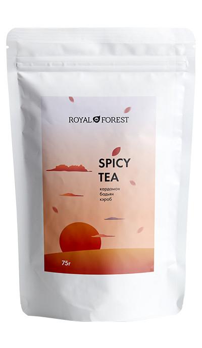 Чай масала Royal Forest со специями, 75 гр
