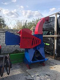 Измельчитель веток (веткодробилка) барабанная R-12