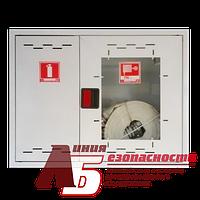 Шкаф пожарный ШП-К1-01 (Н)ОБ (ШПК-315 НОБ) Навесной Открытый Белый (840х650х230)