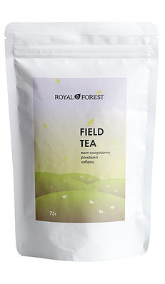 "Травяной чай ""Полевой"" Royal Forest, 75 г"