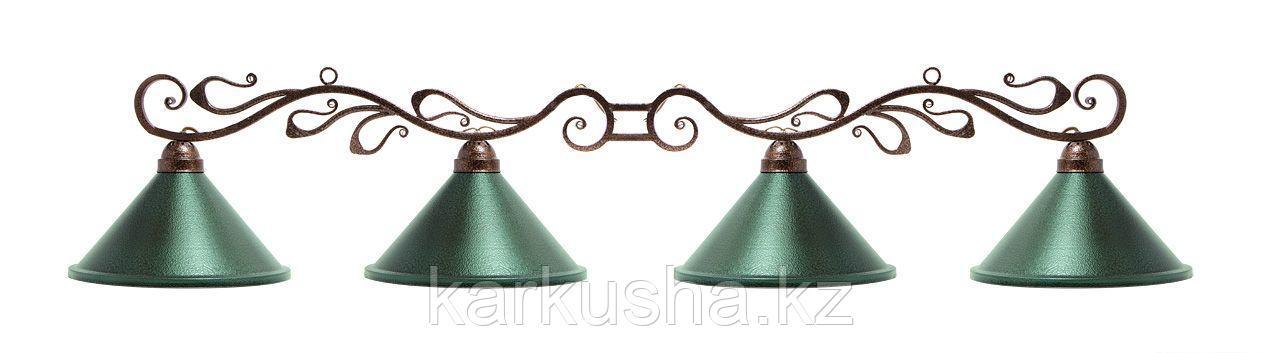 Лампа на четыре плафона «Антик»