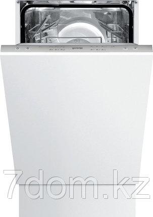 Встр. посудомоечная машина 45 см Gorenje GV 51212, фото 2