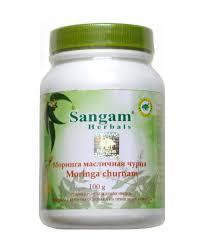 Mоринга масличная чурна (Moringa churnam), 100гр Сангам