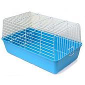 Клетка для кроликов, морских свинок - 60х36х32 см