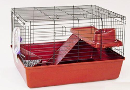 Клетка для шиншиллы - 69х45х43 см