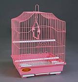 Клетка для птиц - 30х23х39 см