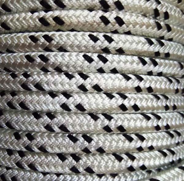 Шнур капроновый плетеный  Промальп 16 мм