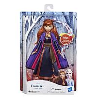 Disney Frozen/ Поющая кукла Холодное Сердце 2 ( Анна )