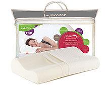Подушка ортопедическая с эффектом памяти LumF-501.