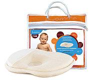 Подушка с эффектом памяти для детей от рождения до года LumF-505.