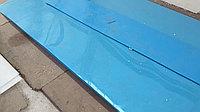 Полипропилен листовой толщина 10 мм цвет голубой, фото 1