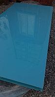 Полипропилен листовой толщина 15 мм цвет голубой, фото 1