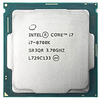 Процессор Intel Core i7 8700K BOX
