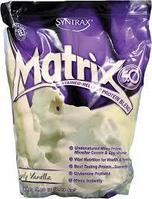 Протеин Syntrax - Matrix 5.0 Ваниль