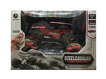 Радиоуправляемая машинка Steel Cavalry Baggy управление рукой (цвет - красный), фото 3