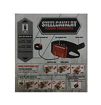 Радиоуправляемая машинка Steel Cavalry Baggy управление рукой (цвет - голубой), фото 2