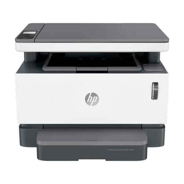 Мфу HP 4QD21A HP Neverstop Laser MFP 1200a Printer (A4) , Printer/Scanner/Copier, 600 dpi, 20 ppm, 64 MB, 500