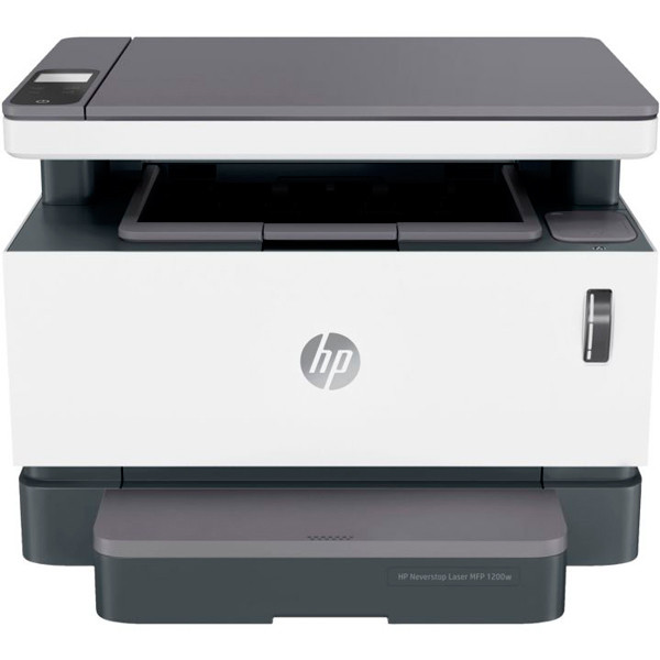 Мфу HP 4RY26A HP Neverstop Laser MFP 1200w Printer (A4) , Printer/Scanner/Copier, 600 dpi, 20 ppm, 64 MB, 500