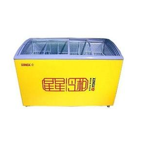 Морозильник Hua Mei SD/SC-328 (гнутое стекло)