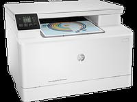 Мфу HP 7KW54A HP Color LaserJet Pro MFP M182n (A4) Printer/Scanner/Copier, 600 dpi, 800 MHz, 16 ppm, 256 Mb, t