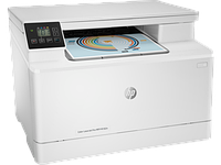 Мфу HP 7KW56A HP Color LaserJet Pro MFP M183fw (A4) Printer/Scanner/Copier/Fax/ADF, 600 dpi, 800 MHz, 16 ppm,
