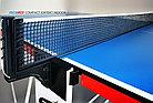 Теннисный стол Compact Expert Indoor с сеткой СИНИЙ (BLUE), фото 5