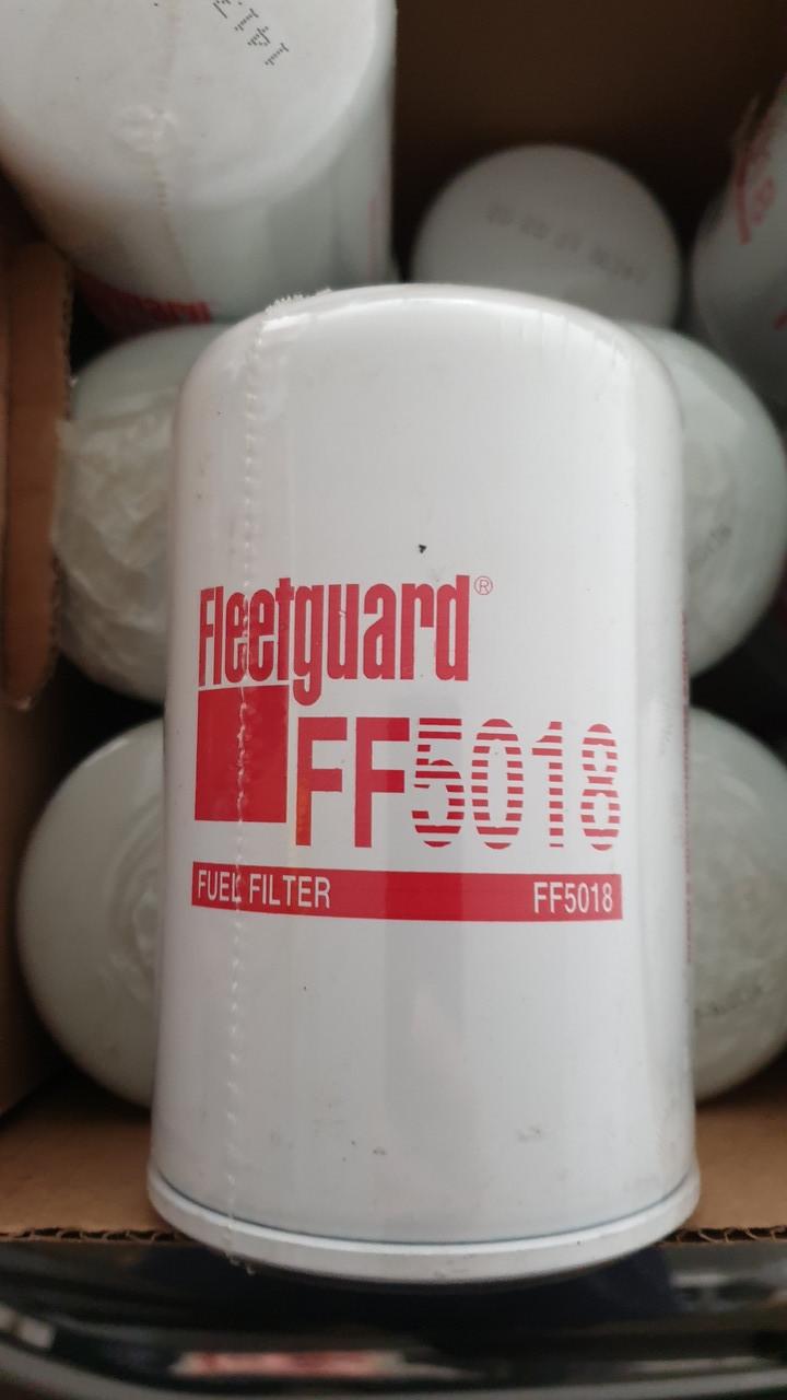 D76/H125(M16x1,5-6H INT) Fleetguard FF5018 Топливный фильтр
