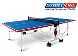 Всепогодный Теннисный стол Compact Expert Outdoor с сеткой, фото 8