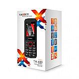 Мобильный телефон Texet TM-127 черный, фото 2