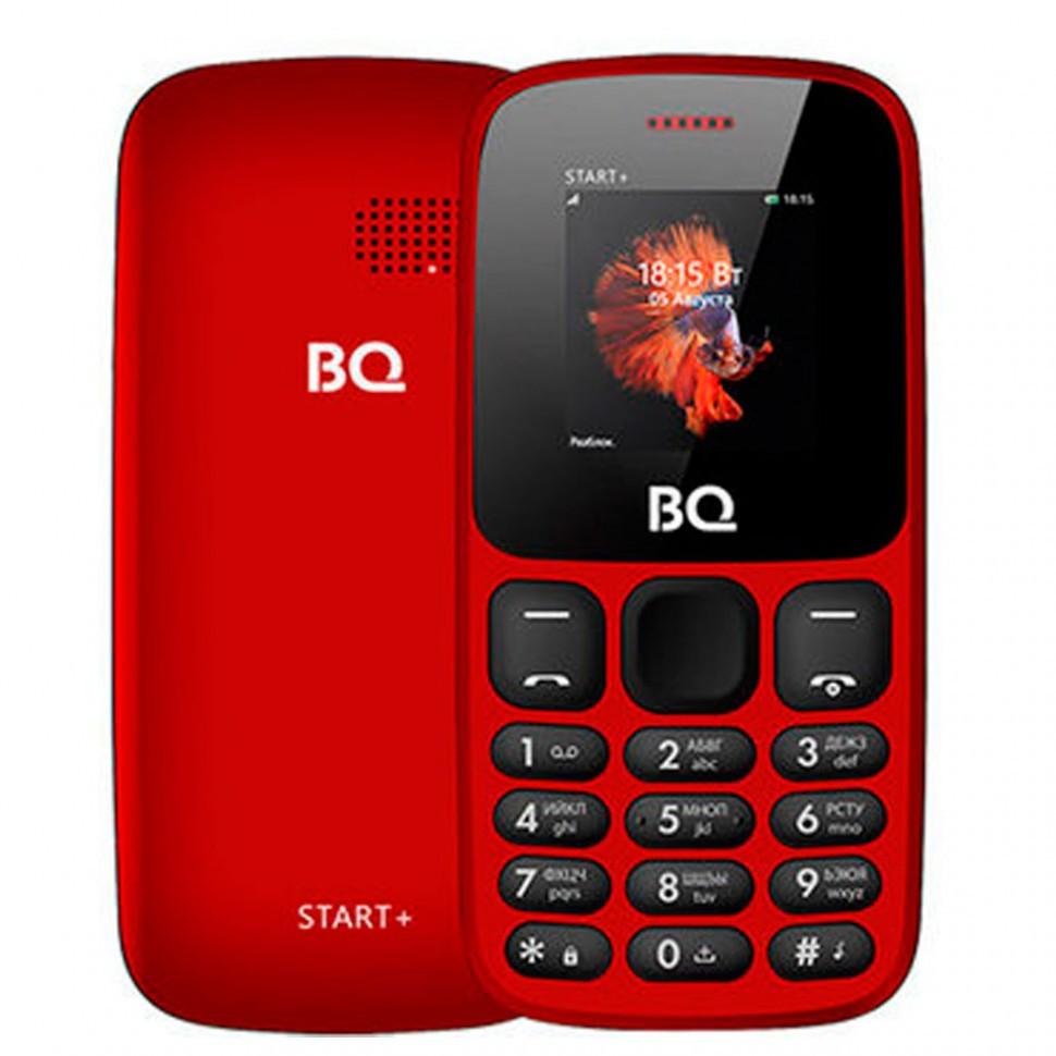 Мобильный телефон BQ 1414 Start+ Red