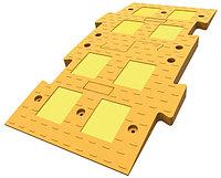 Лежачий Полицейский ИДН-1100-1 композит (желтый)