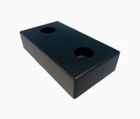 Бампер резиновый упорный БР-450
