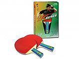 Ракетка для настольного тенниса DOUBLE FISH - 2А-С (ITTF), фото 2