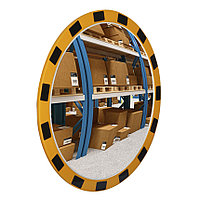 Зеркало индустриальное круглое 800 мм