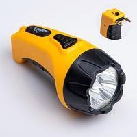 Фонарь аккумуляторный светодиодный 'Мастер К.' MHA-W1D4 (1 W)