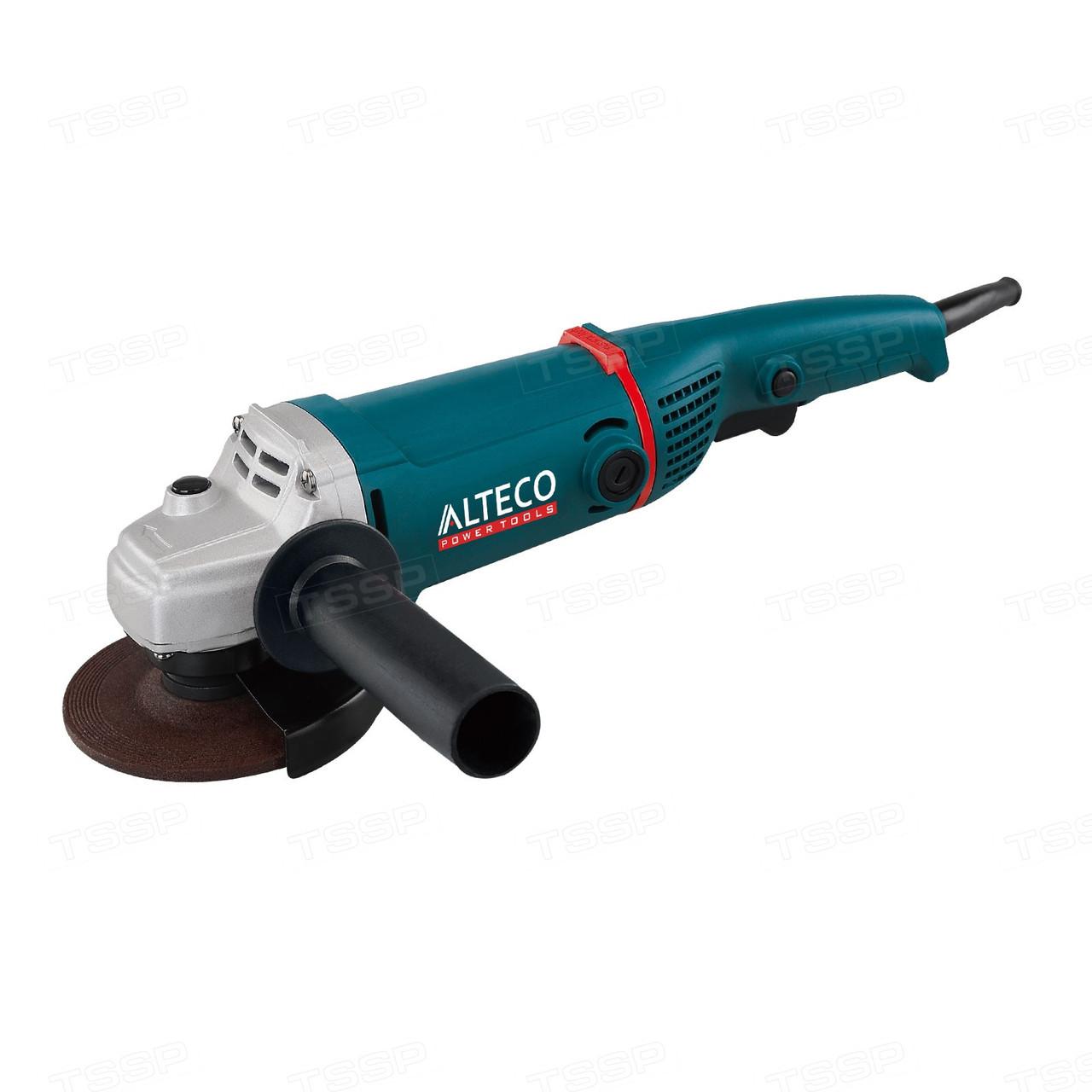 Угловая шлифмашина ALTECO AG 1500-150