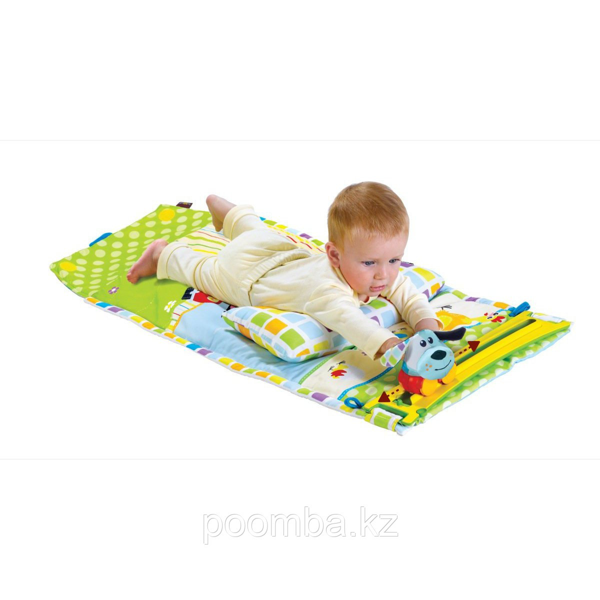 Развивающий коврик Маленький Спортсмен Yookidoo