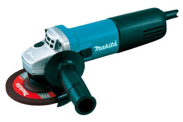 Угловая шлифовальная машина Makita 9558HN, фото 2