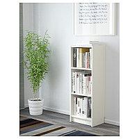 БИЛЛИ Стеллаж, белый, 40x28x106 см, фото 1