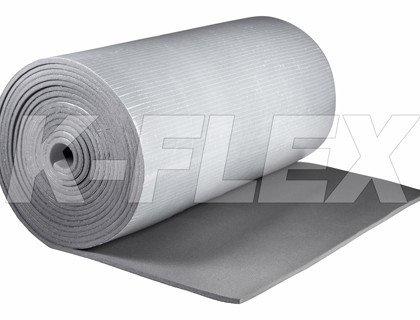 Рулонная теплоизоляция K-Flex AIR AD (с клеевым слоем), фото 2