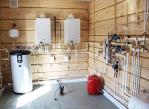 Система отопления в жилых помещениях